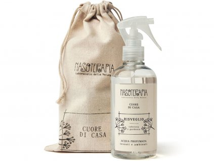 nasoterapia parfemovana voda na textil risveglio