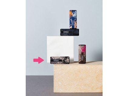 millefiori textil floral vanilla and wood