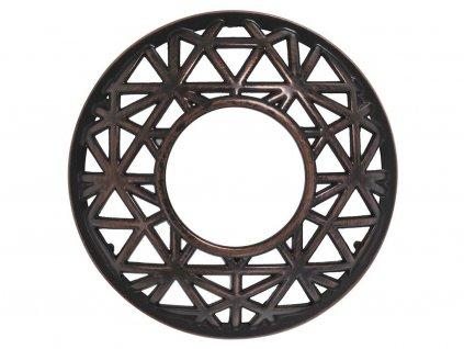 yankee canlde illuma lid ozdobny prstenec belmont bronze