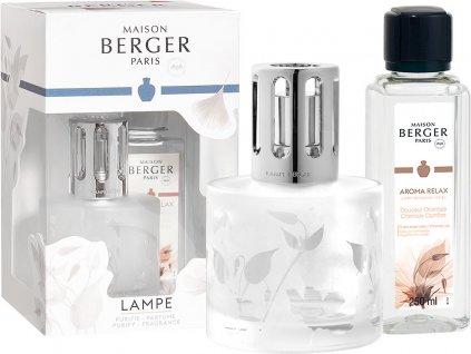 maison berger paris aroma relax sada katalyticka lampa napln