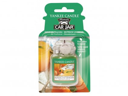 yankee candle alfresco afternoon gelova visacka