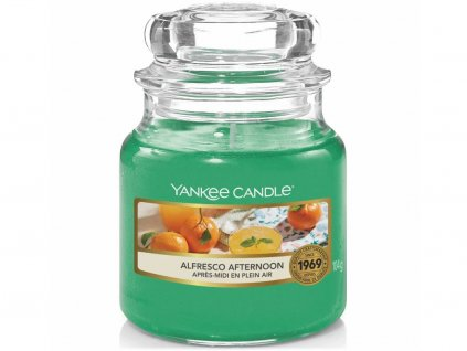 yankee candle alfresco afternoon mala