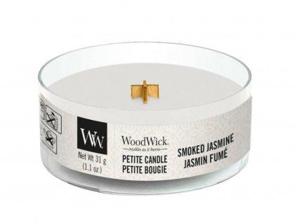 woodwick petite smoked jasmine