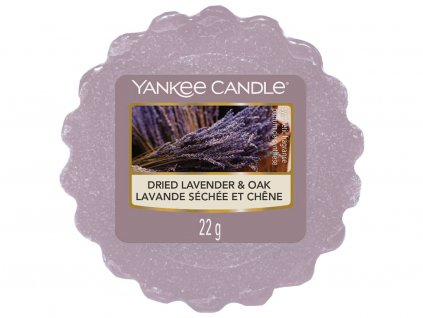 yankee candle dried lavender oak vonny vosk