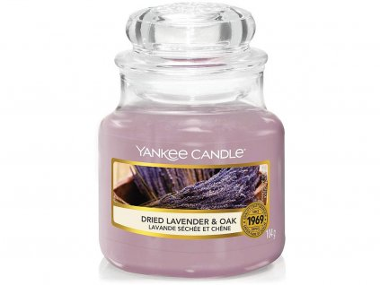 yankee candle dried lavender oak mala