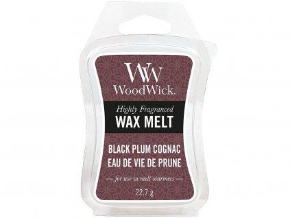woodwick vosk black plum cognac