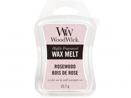 woodwick rosewood vosk