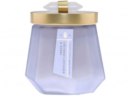 dw home svicka crushed lavender herbs