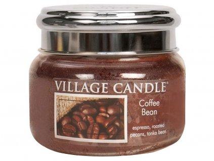 village candle svicka coffee bean mala