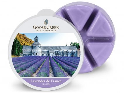 goose creek vosk lavender de france