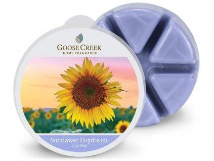 goose creek vosk sunflower daydream