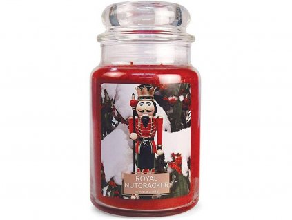 village candle svicka royal nutcracker