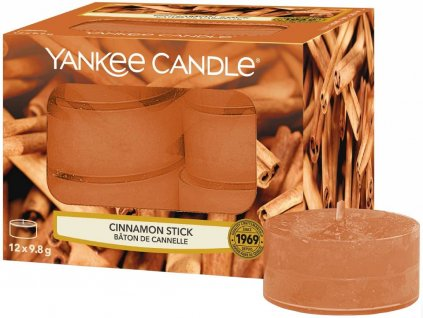 yankee candle cinnamon stick cajovka