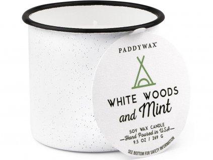 paddywax alpina svicka white woods 1