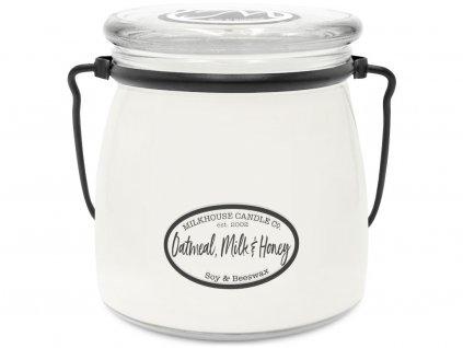 milkhouse svicka oatmeal milk honey stredni