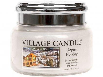 village candle svicka aspen holiday