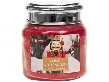village candle svicka nutcracker louskacek