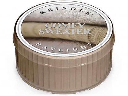 kringle candle svicka comfy sweater