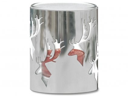 yankee candle svicen na cajovou votivni svicku nordic stag