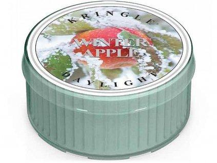 kringle candle svicka winter apple