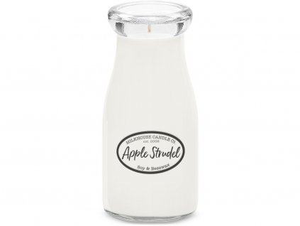 milkhouse svicka apple strudel milk bottle