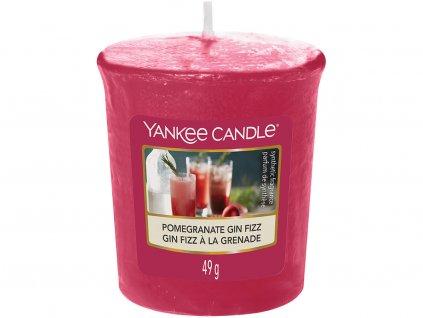 yankee candle pomegranate gin fizz votivni