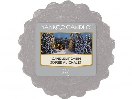 yankee candle candlelit cabin vosk