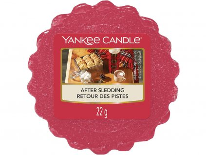 yankee candle after sledding vosk