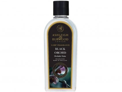 ashleigh burwood napln do katalyticke lampy black orchid
