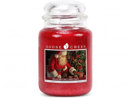 goose creek svicka night before christmas