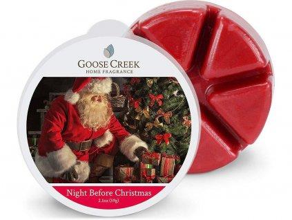 goose creek vosk night before christmas