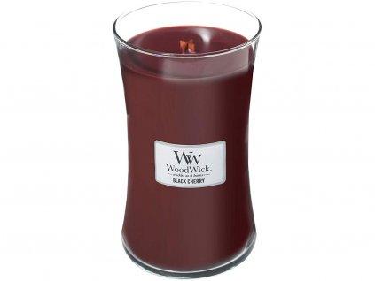 woodwick svicka black cherry velka 1