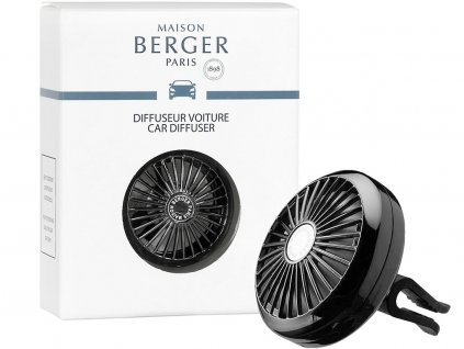 maison berger paris vune do auta car wheel noir bez naplne