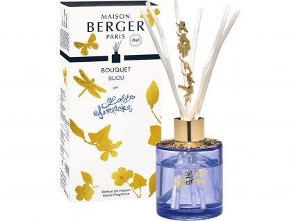 maison berger paris bijou aroma difuzer lolita lempicka fialovy detail