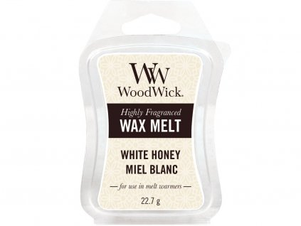 woodwick svicka white honey vock