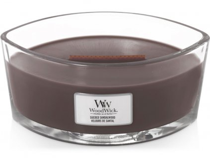 woodwick svicka sueded sandalwood lodicka