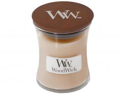 woodwick svicka white honey mala
