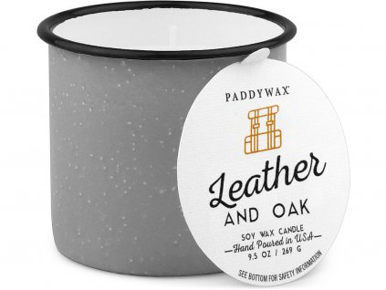 paddywax alpine svicka leather oak