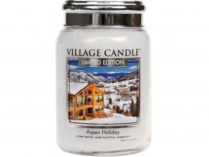 village candle aspen holiday velka