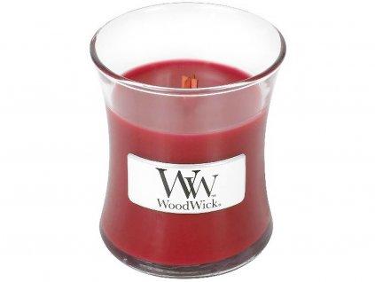 woodwick pomegranate svicka mala