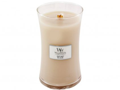 woodwick white honey velka