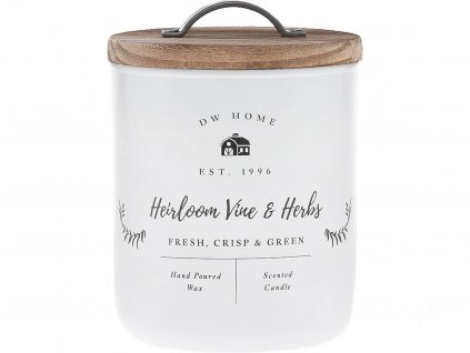 dw home svicka heirloom vine herbs