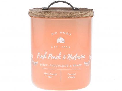 dw home svicka fresh peach nectarine