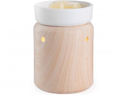 candle warmers elektricka aromalampa birchwood illumination