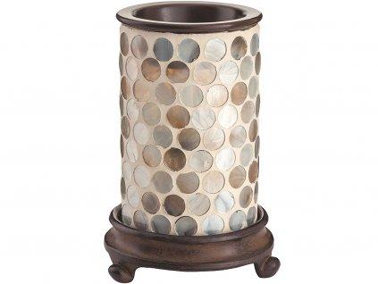 candle warmers elektricka aromalampa pearl