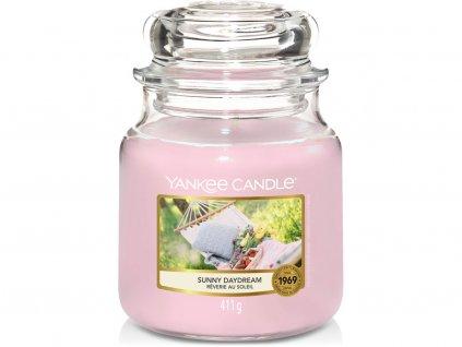 yankee candle sunny daydream stredni