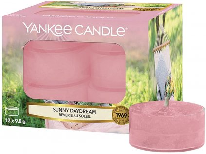 yankee candle sunny daydream cajove