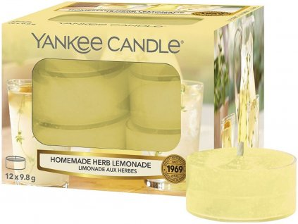 yankee candle homemade herb lemonade cajove
