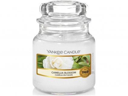 yankee candle camellia blossom mala