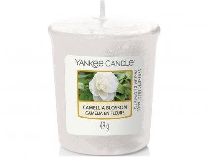 yankee candle camellia blossom votivni